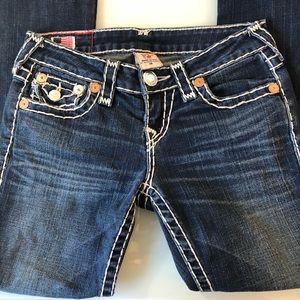 True Religion Billy Super T Jeans